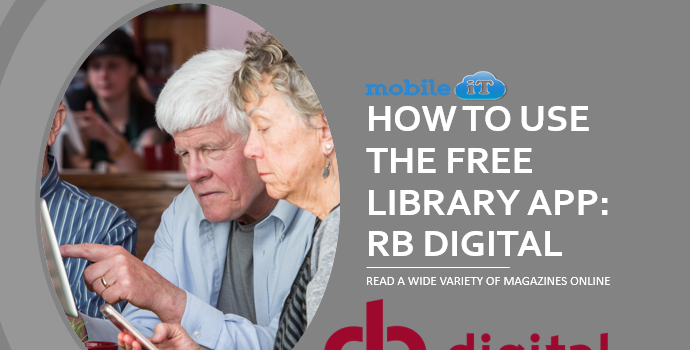 How to use RB Digital App